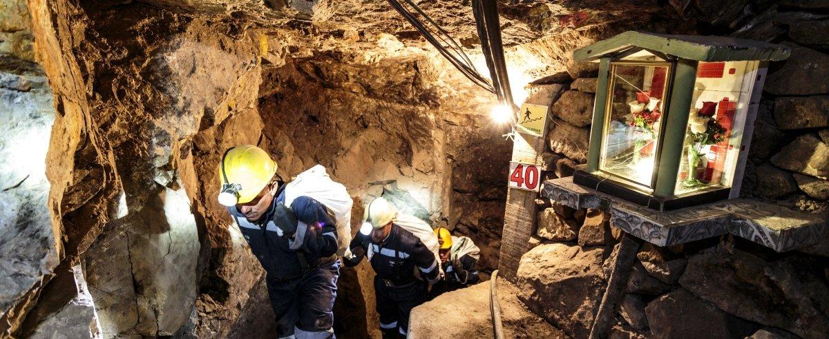 Historia de la minería en España