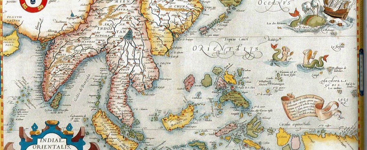 El Pacífico ibérico: 500 años de comercio con Asia